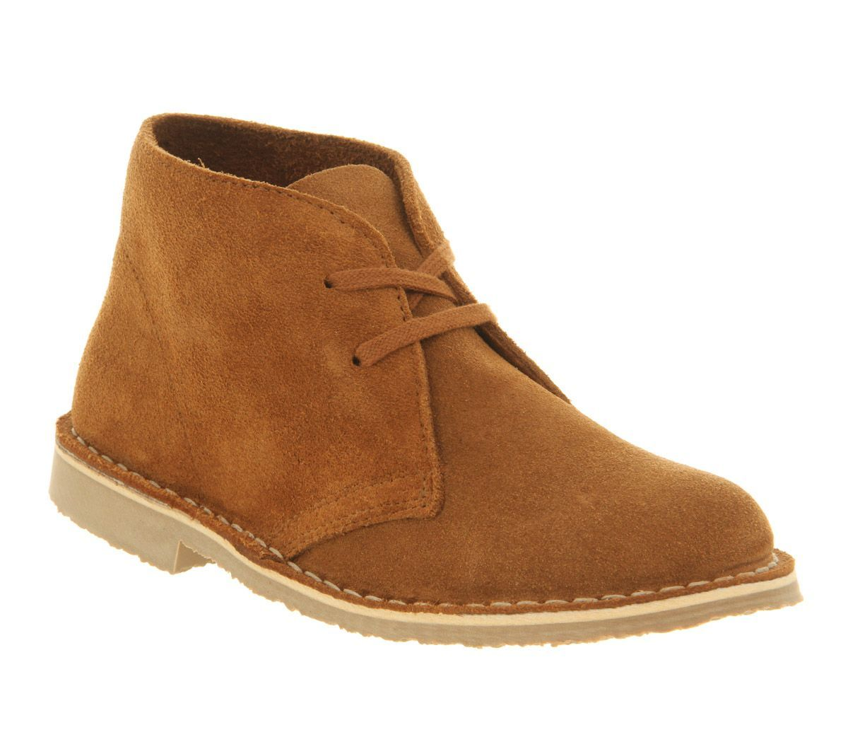 Office Uphill Desert Boots Tan