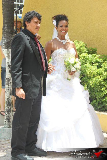 AmbergrisToday.com   Filming Starts for Local La Isla Bonita Soap Opera   Actress, Model, Miss Italy Dennny Mendez