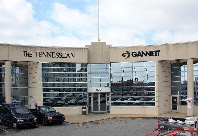 Tennessean office Nashville, Tennessee Nashville