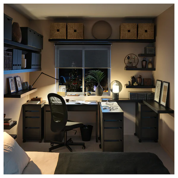 Pc Gaming Setup Discover Micke Desk Black Brown 41 3 8x19 5 8 Learn More Ikea Micke Desk Black Brown 41 3 8x19 5 8 In 2020 Micke Desk Home Office Setup Black Desk
