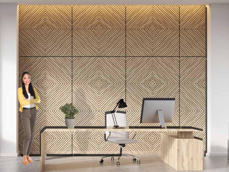 Csi wall panels five senses collection architectural - Architectural wood interior wall panels ...