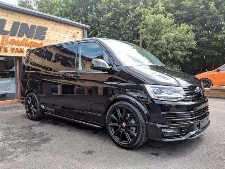 Gallery | VW T6 | Raceline Sports Vans | Avto life | Vans