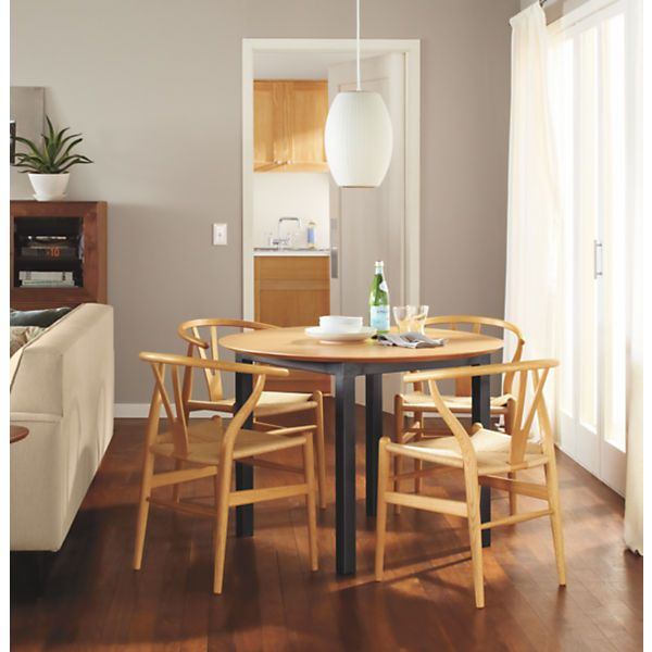 Parsons Round Dining Tables Modern Dining Tables Modern Dining