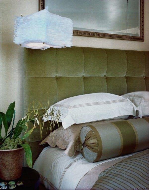 45 Schlafzimmer Ideen Für Bett Kopfteil Für Stilvolle Innengestaltung |  Pinterest | Kopfteile, Hängelampen Und Bett