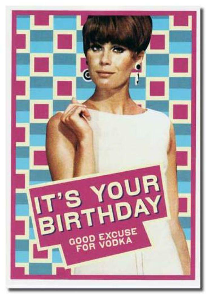 Happy Birthday Vodka Day To Me Happy Birthday Cupcakes Happy Birthday Birthday