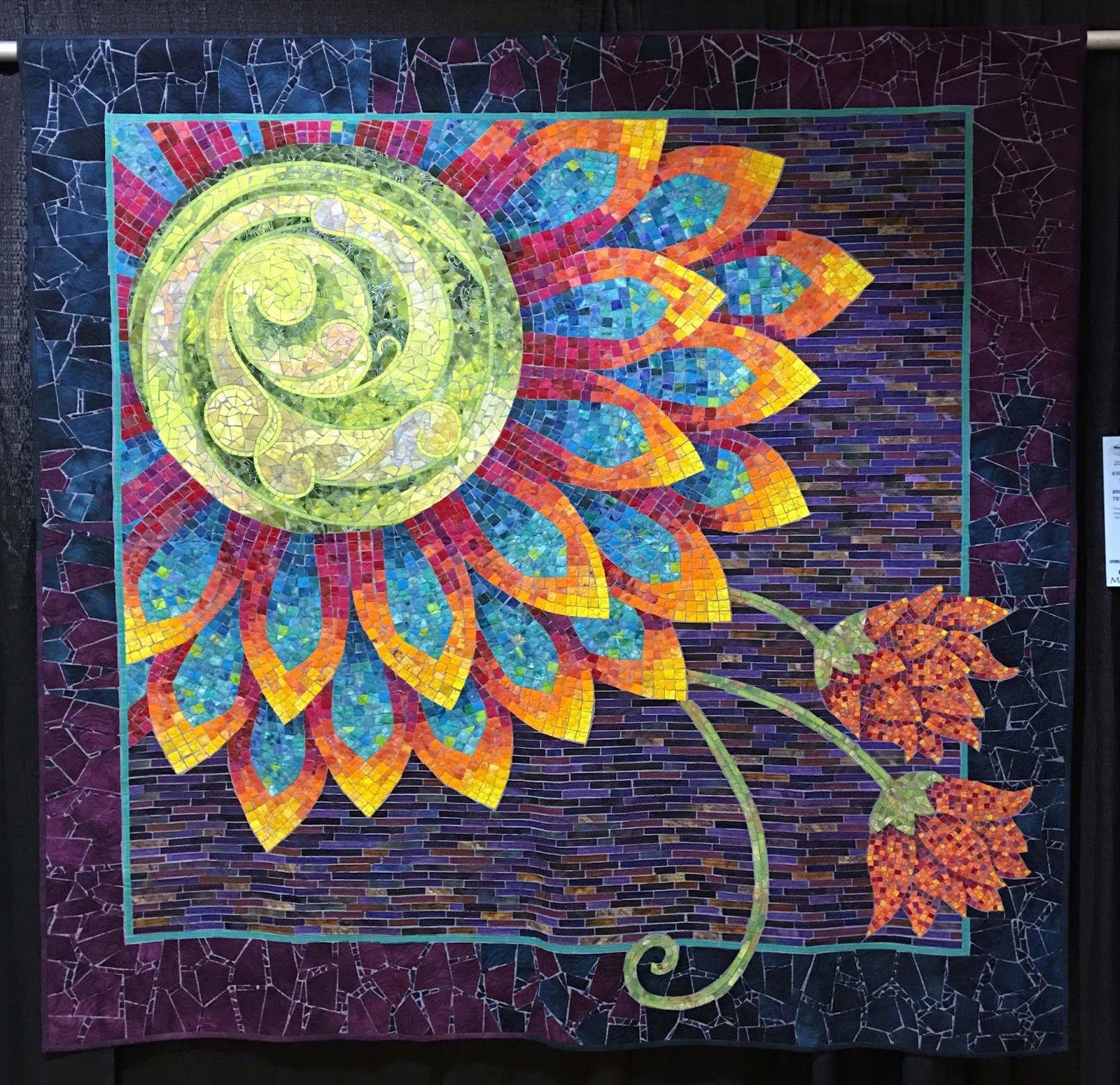 That Blooming Mosaic