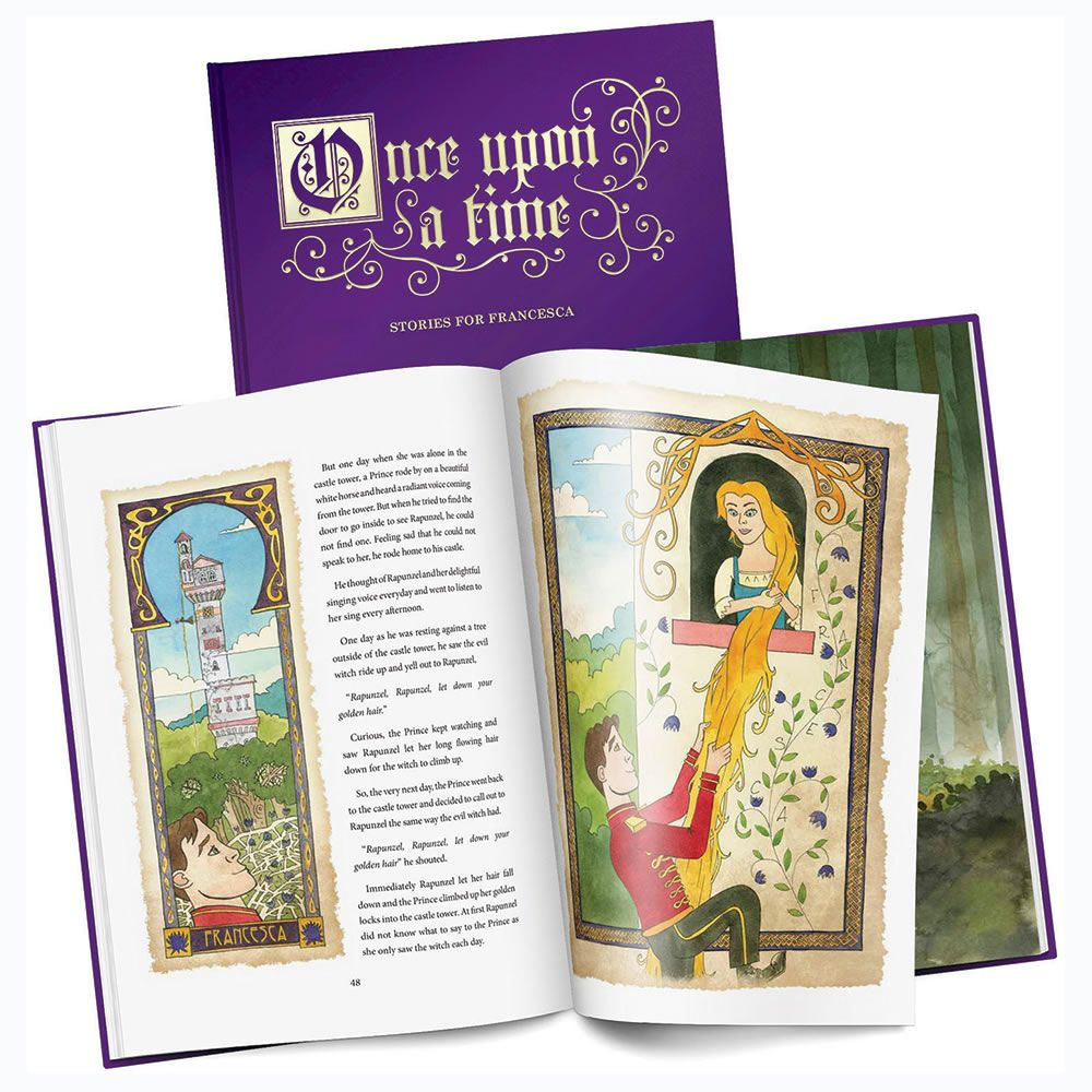 The Personalized Children S Classic Fairy Tale Book Fairy Tale Books Classic Fairy Tales Traditional Fairy Tales