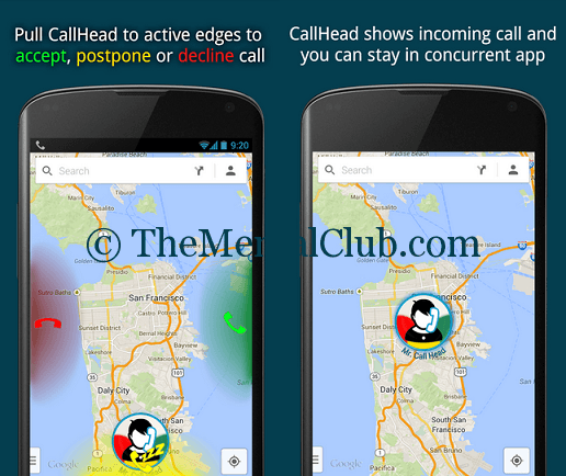 Introducing CallHeads phone call app for Android users  Now