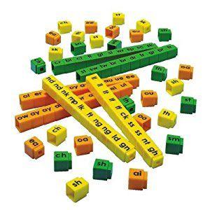 Amazon Com Dd 2828 Unifix Blend Cubes Set Toys Games Snap