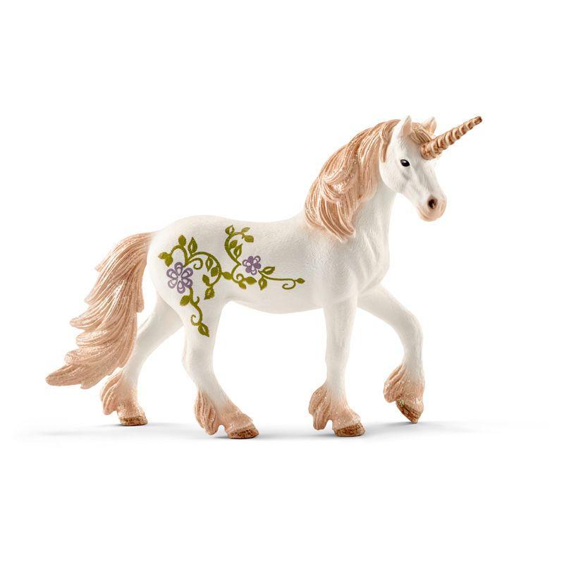 Schleich --Unicorn Standing --Hard Plastic Toy Figure