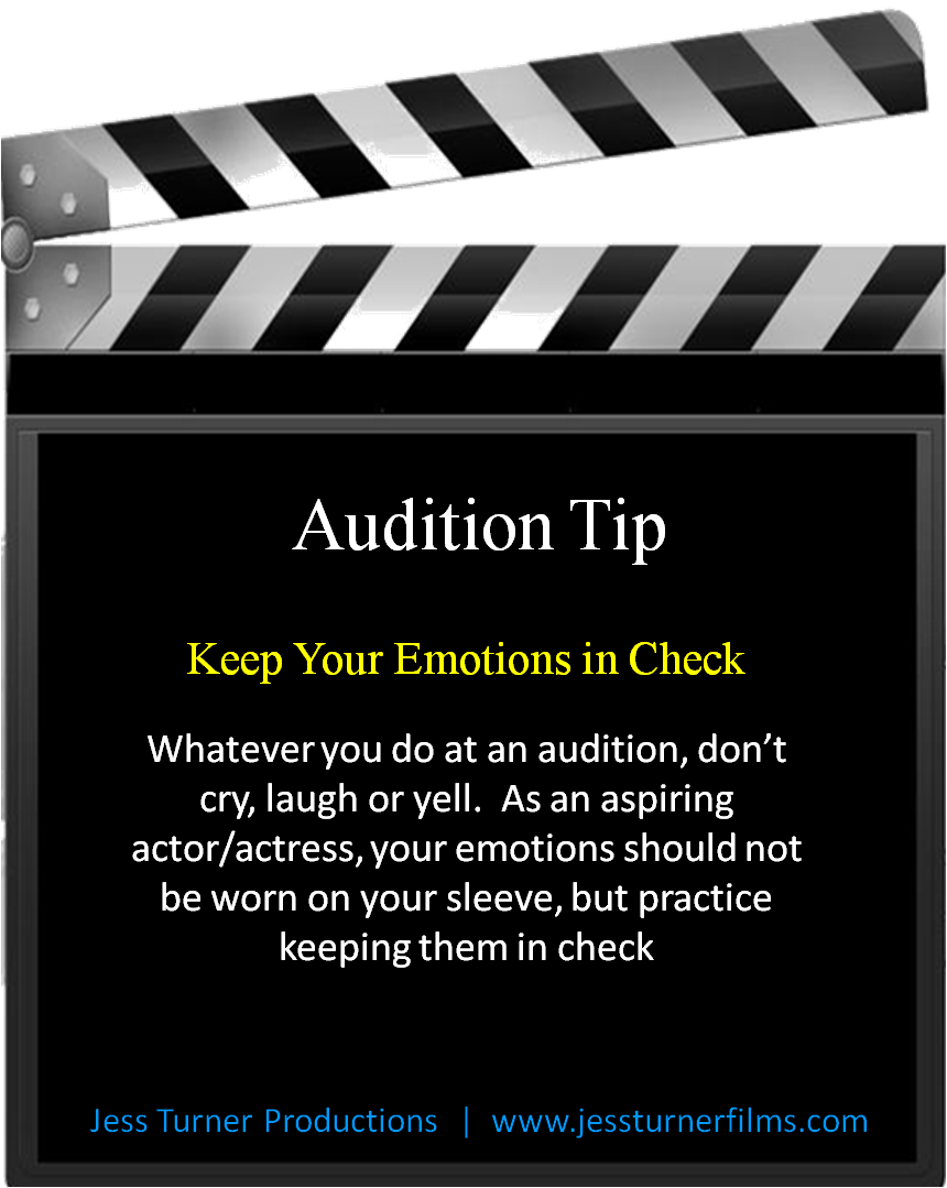 Follow us on Facebook for actor quotes and audition tips - www ...