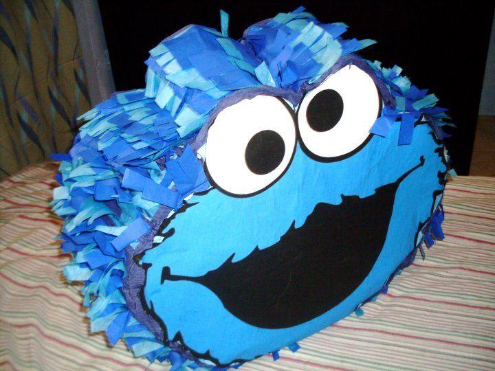 Cookie monster piata pinterest cookie monster piata ms voltagebd Images