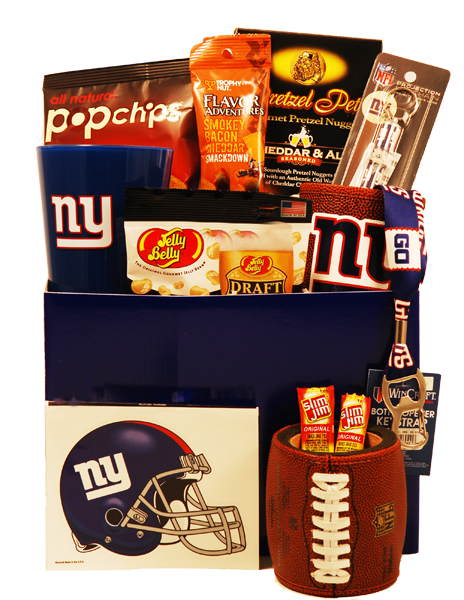 Score A Touchdown With Your Favorite New York Giants Fan