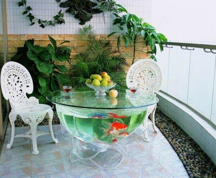 Aquarium Einrichtung Sorgt Für Das Wohlfühlen Der Wassertiere - Mosaik fliesen für balkon