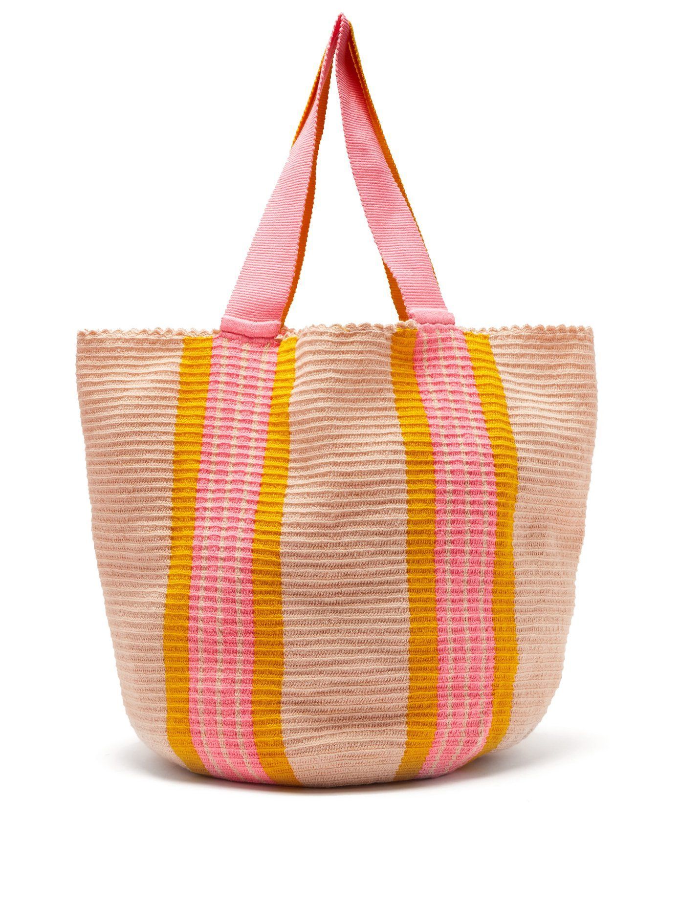 eb9e5fe31d2 Cole Haan - Yellow Woven Bag w/Patent Leather Trim   To Carry All My  Stuff...   Bags, Bag Accessories, Tote Bag
