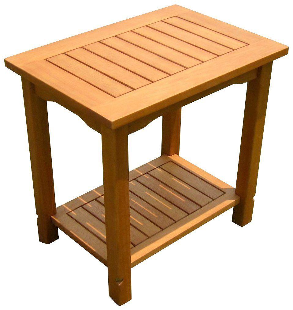 Garden Pleasure Gartentisch Santa Cruz Eukalyptusholz 50x35 Cm Braun Jetzt Bestellen Gartentisch Rund Holz Gartentisch Holz Klappbar Beistelltisch Garten