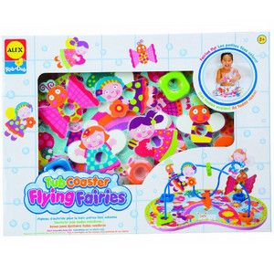 Princess Gifts - Alex Flying Faries Tub Coaster | Baby ...