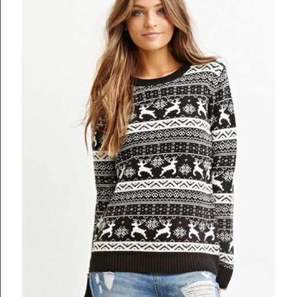 Fair Isle Sweater | Fair isles, Scoop neck and Conditioning