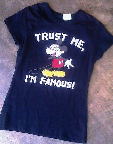Trust Mickey!