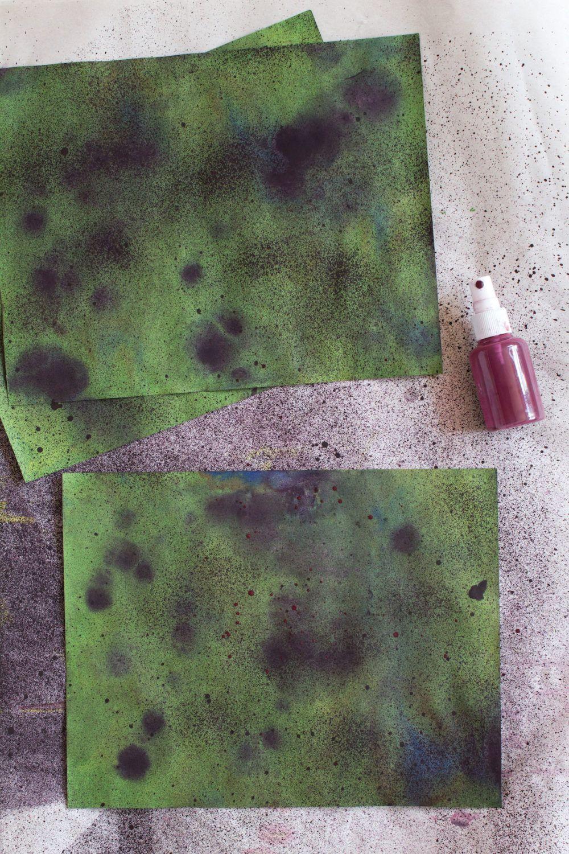 Diy mojito elephant ears paper plant designsponge