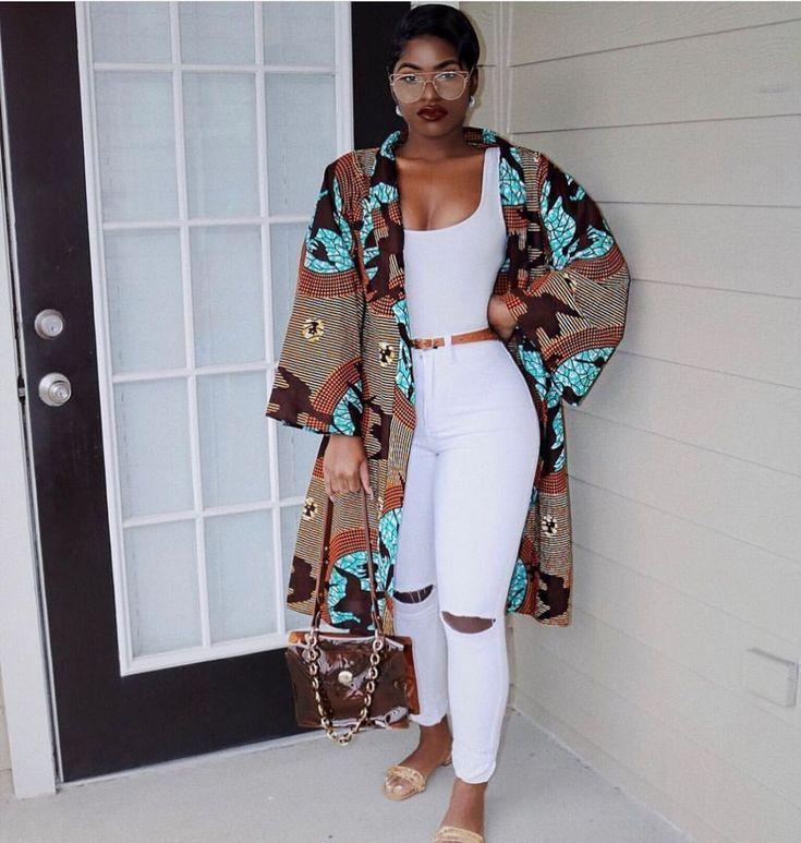 53 Beautiful Ghana Ankara and Aso Ebi styles #afrikanischemode