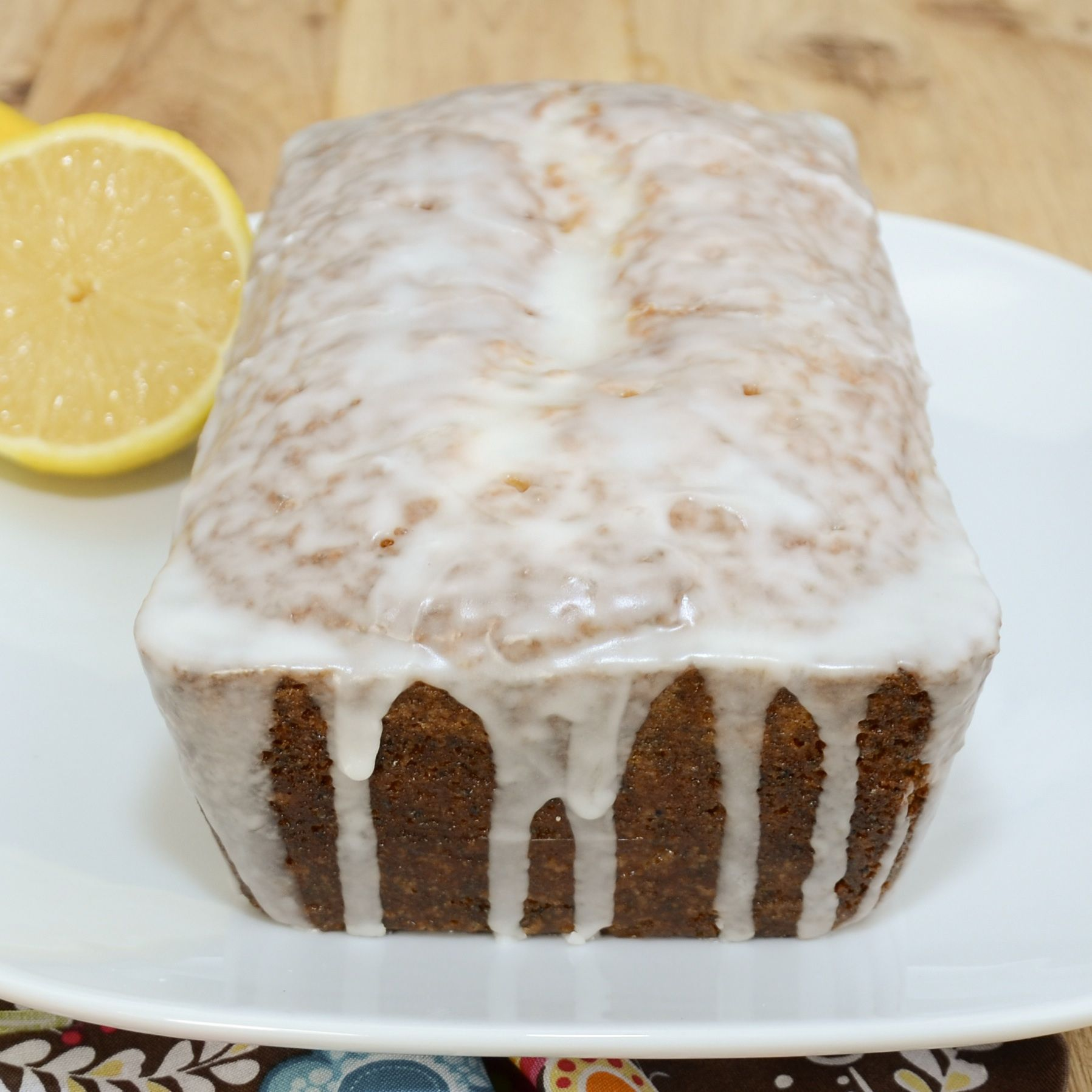 Lemon poppy seed pound cake pound cake cake lemon