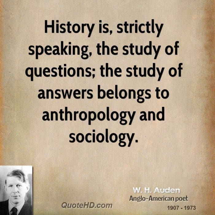 Quote About History And Culture