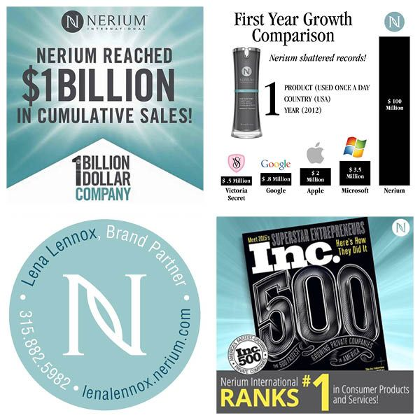 staggering numbers right here! www.lenalennox.nerium.com
