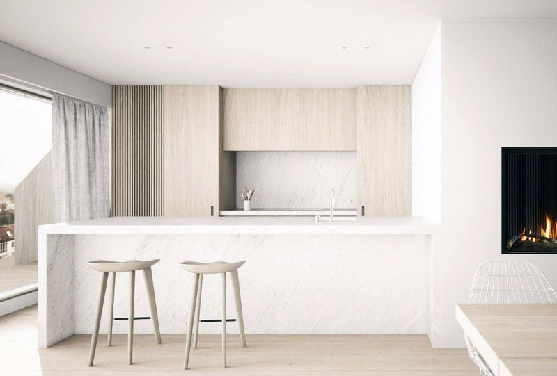 ROLIES + DUBOIS Küche Pinterest Refurbishment, Interiors and - modern küche design