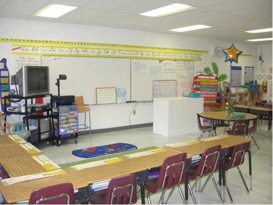 3rd Grade Classroom Setup Teacher Desks
