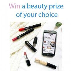Win a beauty prize of your choice ^_^ http://www.pintalabios.info/en/fashion-giveaways/view/en/3572 #International #MakeUp #bbloggers #Giweaway