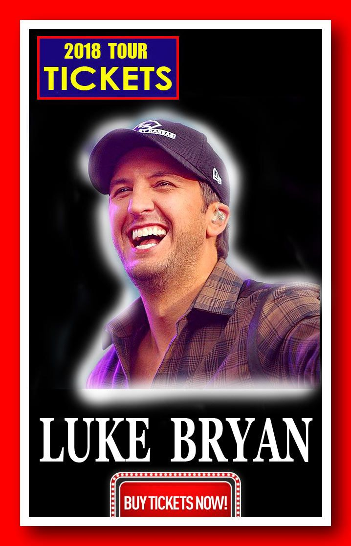 Luke bryan concert dates