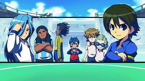 Inazuma eleven FFI