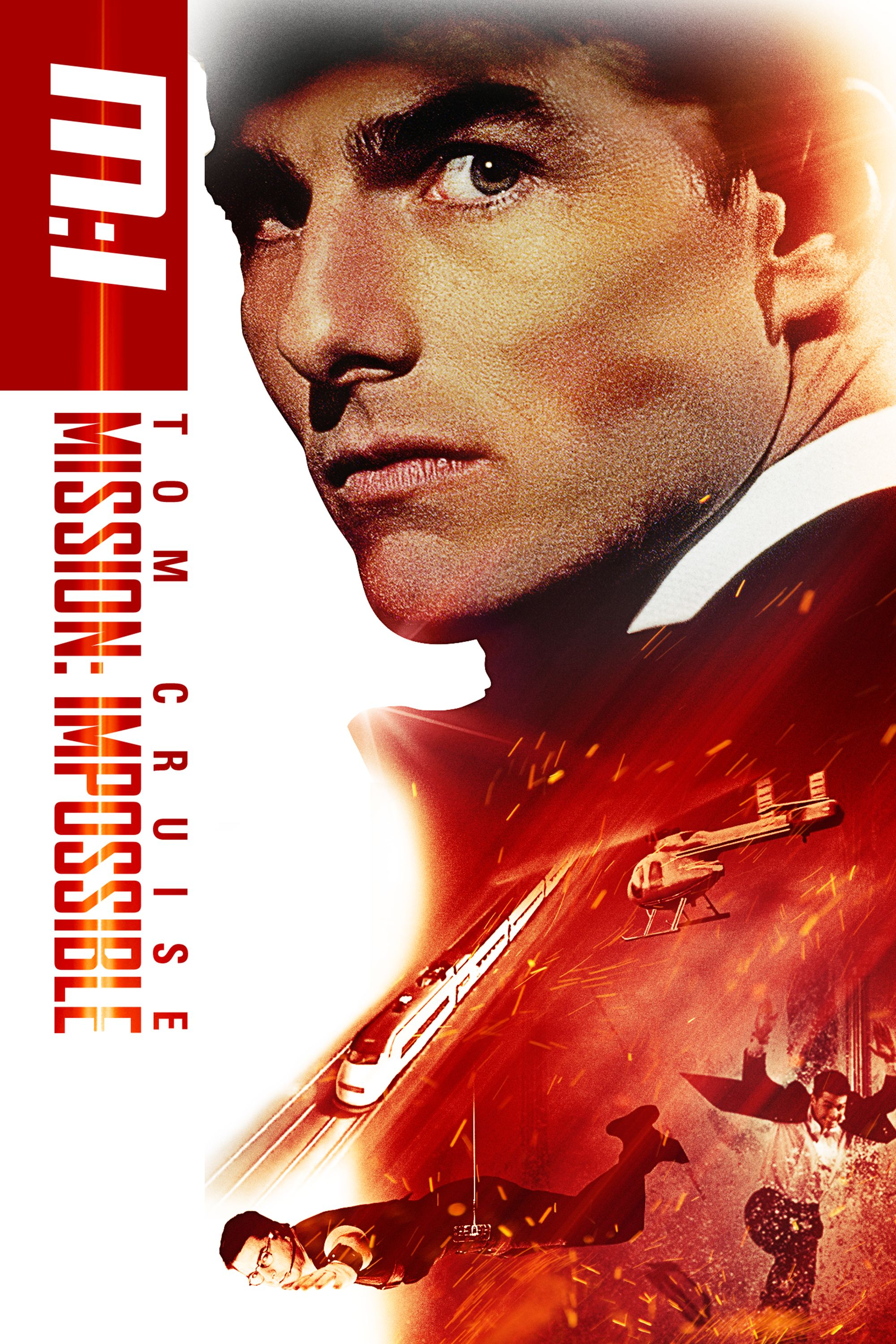 Mission Impossible 1 Films complets gratuits, Tom