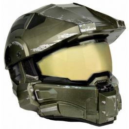 Halo Dot Approved Motorcycle Helmet Le Motorcycle Helmets Custom Motorcycle Helmets Airsoft Helmet