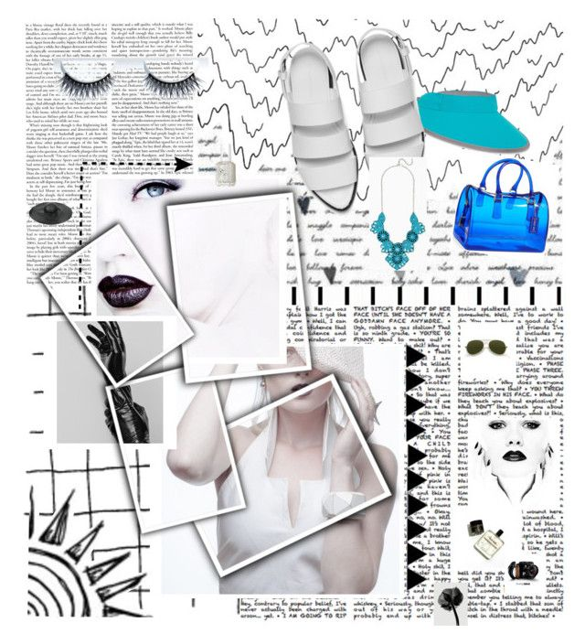 """chains"" by joickm ❤ liked on Polyvore"