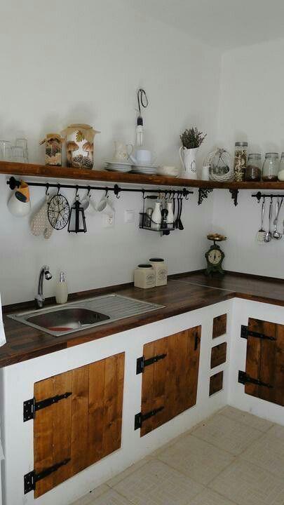 Meine schöne Küche – Martina Marusicova – #betonfürdengarten #dekofürdenga