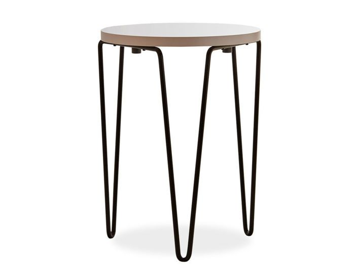 Florence Knoll Hairpin Stacking Table In 2019 Occasional