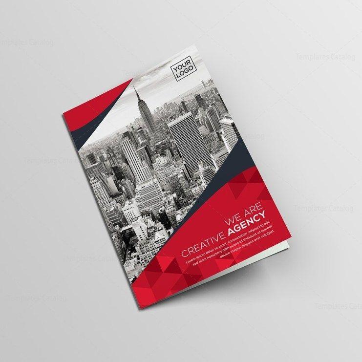 Bi Fold Business Brochure Template Template Catalog Business Brochure Business Card Template Design Brochure Template