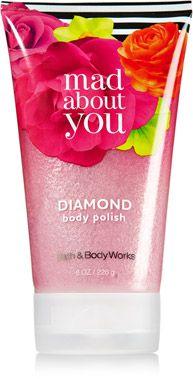 Mad About You Diamond Body Polish Signature Collection Bath