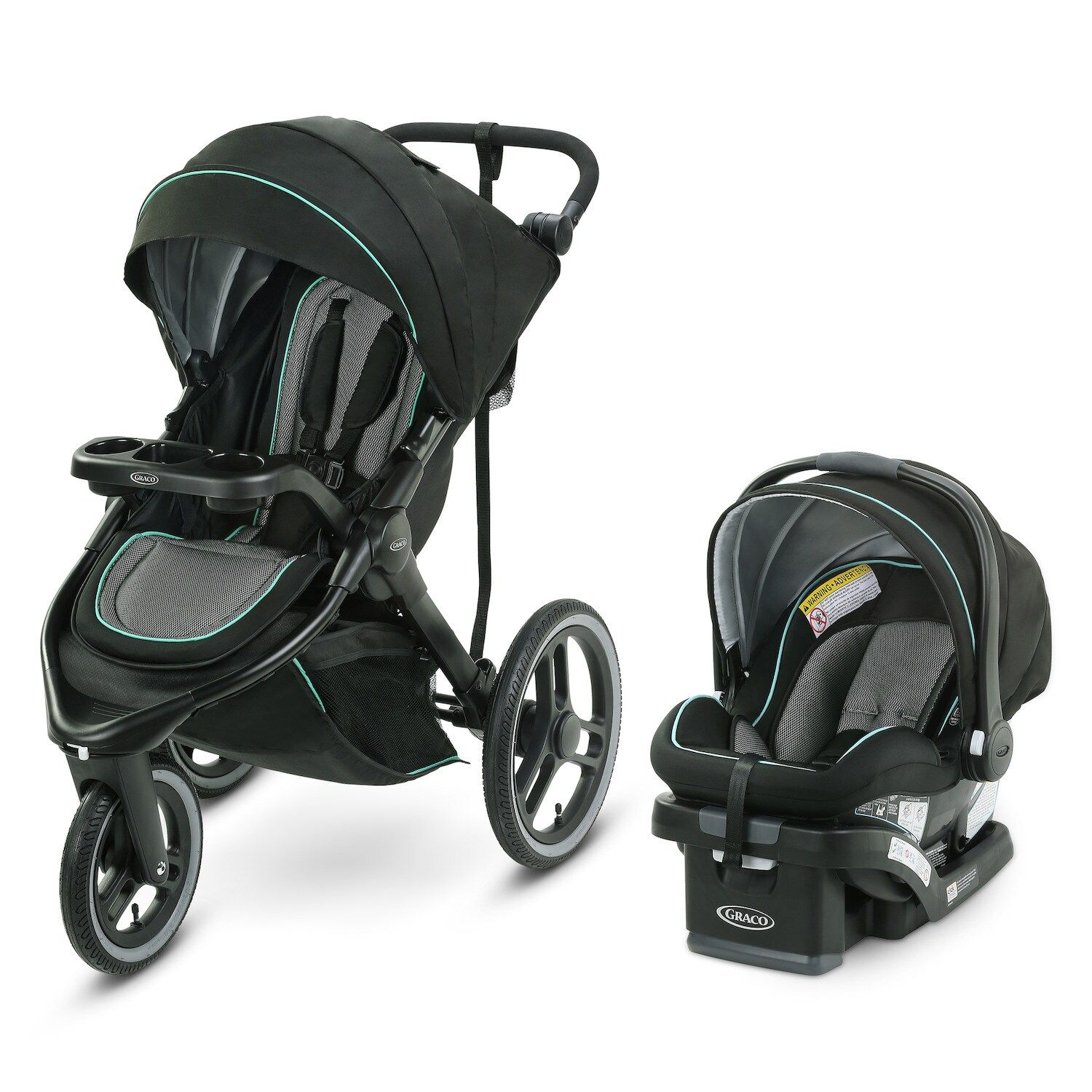 Graco FitFold Jogger Travel System Affiliate FitFold,