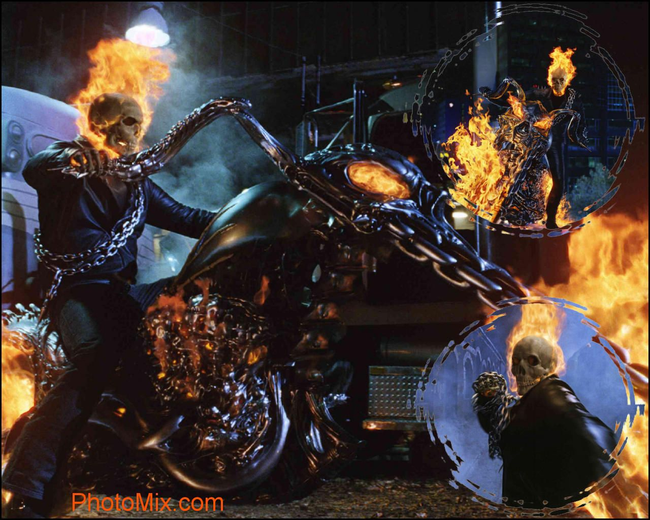 ghost movie pictures couple of words about techniques used in this ghost rider wallpapers. Black Bedroom Furniture Sets. Home Design Ideas