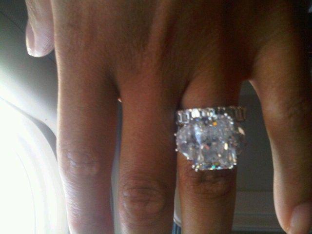 tamar braxton herberts enormous wedding ring the upgrade - Tamar Braxton Wedding Ring
