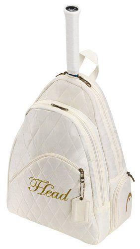 Head Women S Slingpack Tennis Bag Cream Gold Http Www Amazon Com Dp B0087dopee Ref Cm Sw R Pi Awd Zzc0rb1q2gbf6 Tennis Tote Bags Tennis Bags Tennis Bag