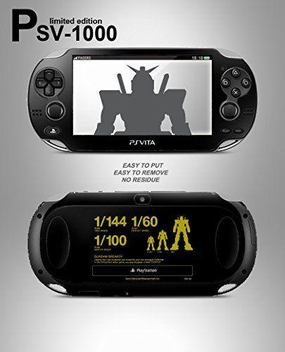 Gundam Breaker Starter Pack Black Limited Edition VINYL SKIN