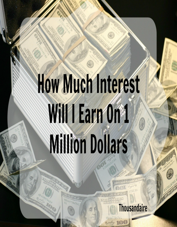 How To Invest Money And Live Off Interest