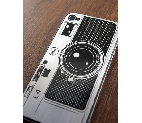 stainless steel iphone covers