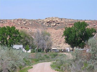 Skinwalker Ranch, Utah  This 480-acre compound in