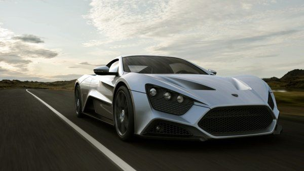 Zenvo St1 Supercar Coming Stateside Sports Car Zenvo St1 Super Cars
