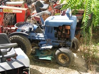 compacted garden tractors Pinterest Compact Tractor and